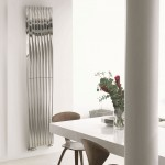 Aeon Twister Polished 2000 x 400 - 180 degree twist. Polished Stainless Steel