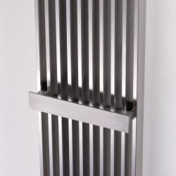 Aeon Venetian Towel Bar 40 x 380 Brushed Stainless Steel