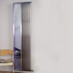 Aeon Infini Mirror 1800 x 260 Brushed Stainless Steel